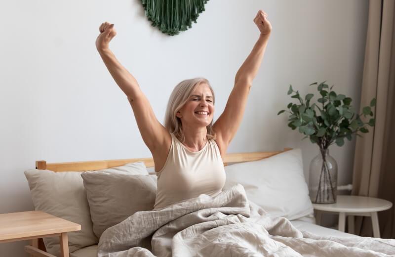 Co zrobić, aby dobrze się wyspać?<br>Porady nawsparcie dobrego snu